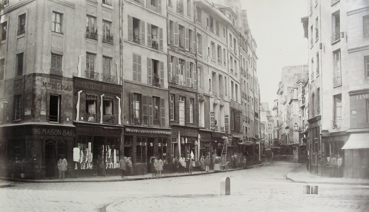 Place Maubert and Rue Galande