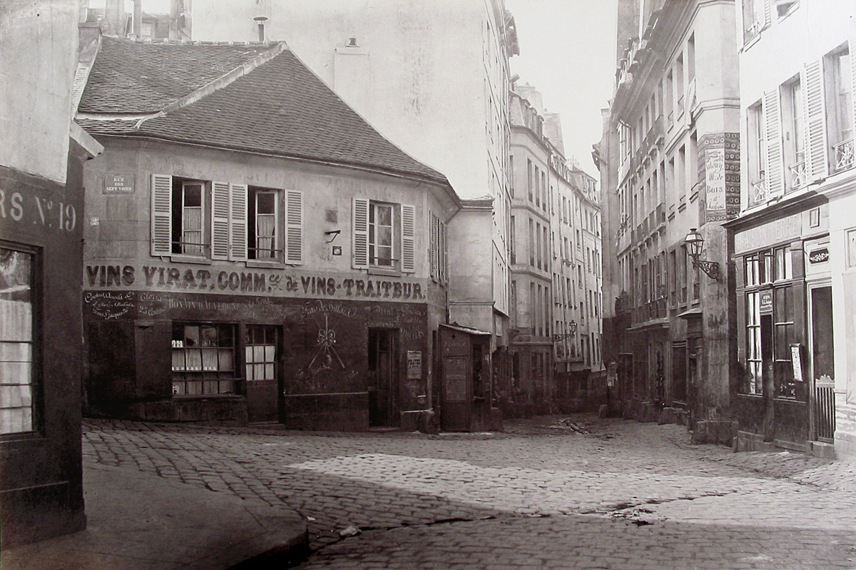 charles isaacs exhibit charles marville the streets of old paris before haussmann. Black Bedroom Furniture Sets. Home Design Ideas