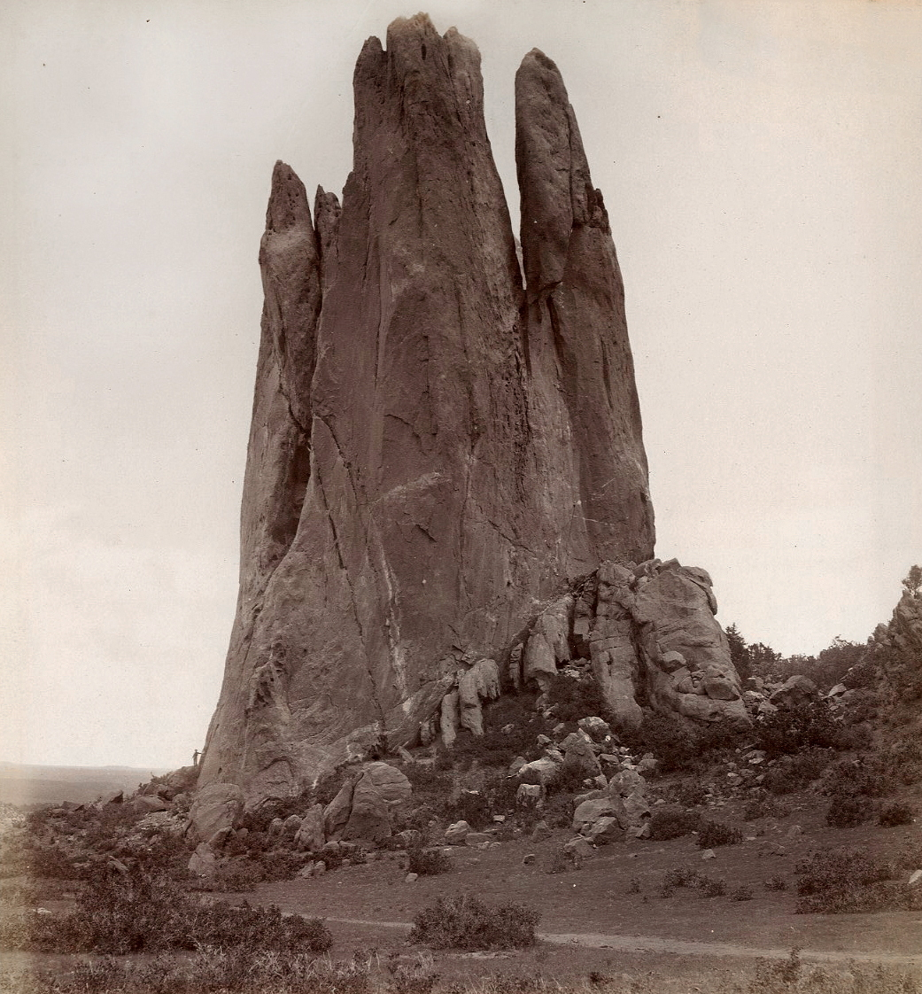 Tower of Babel, Garden of the Gods
