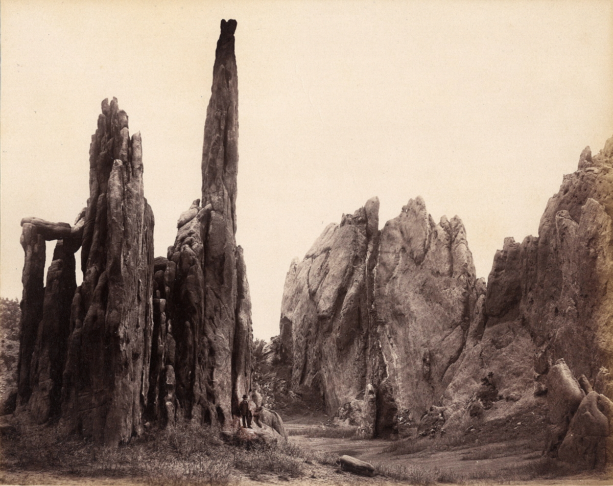 Cathedral Spires, Garden of the Gods