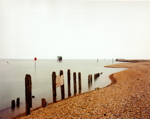 Rye Harbour, River Rother, April 1, 1999